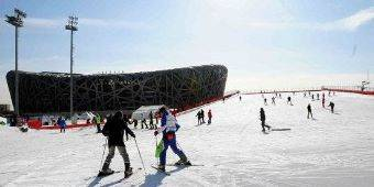 2015 Bird's Nest Ice and Snow Festival