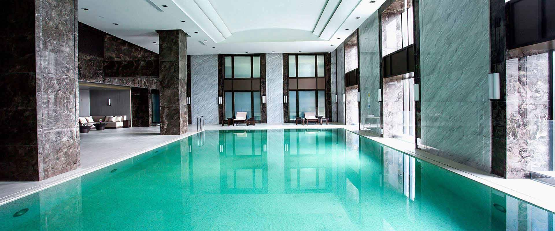 Swimming Pool Facilities Marco Polo Changzhou