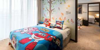Themed Family Suite Room Package