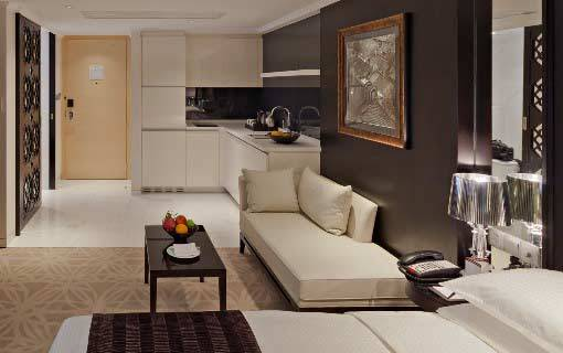 Studio ApartmentRooms   Suites   Marco Polo Lingnan Tiandi  Foshan. Average Studio Apartment. Home Design Ideas