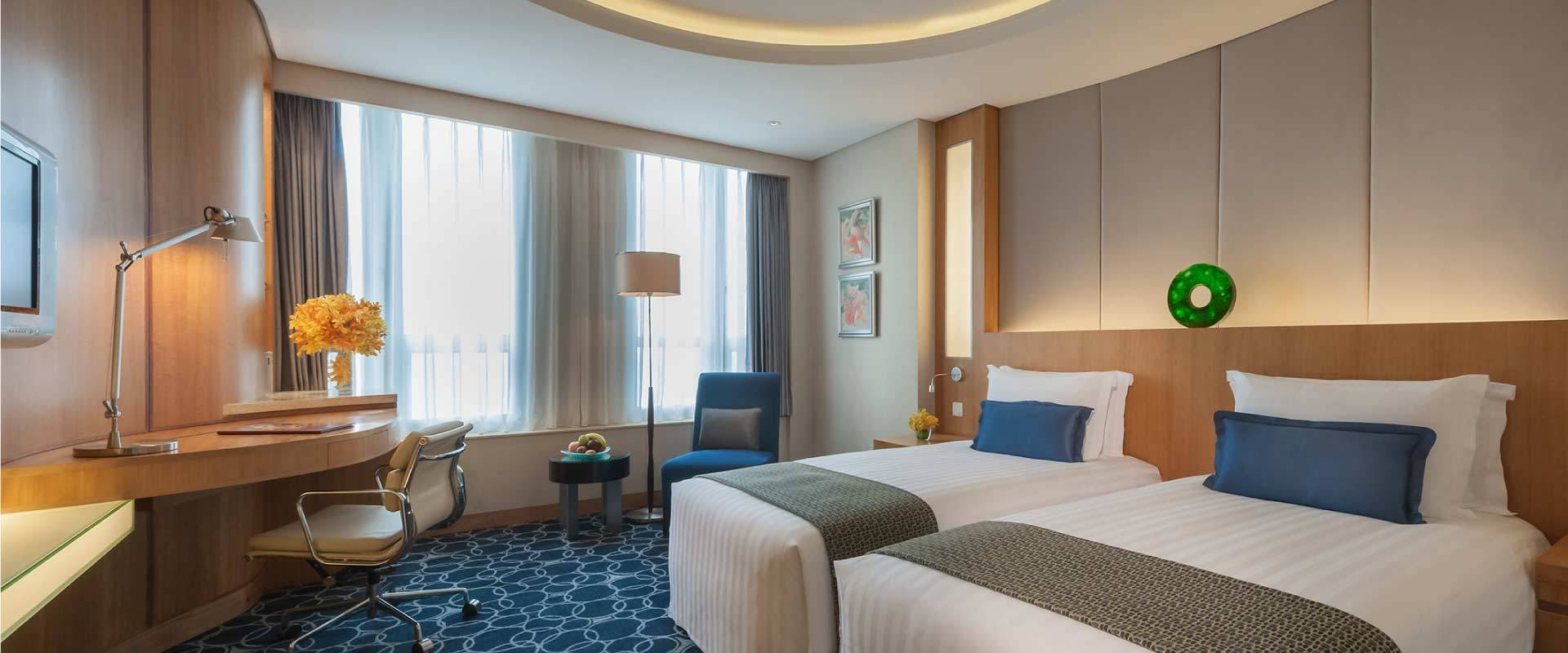 Modern Comforts with 5-star services