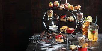 Divine French Chocolate High Tea Set