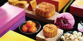 Prince Hotel Presents Premium Mooncake Gift Boxes