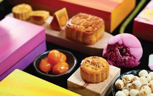 Prince Hotel Presents Premium Mooncake Gift Boxes