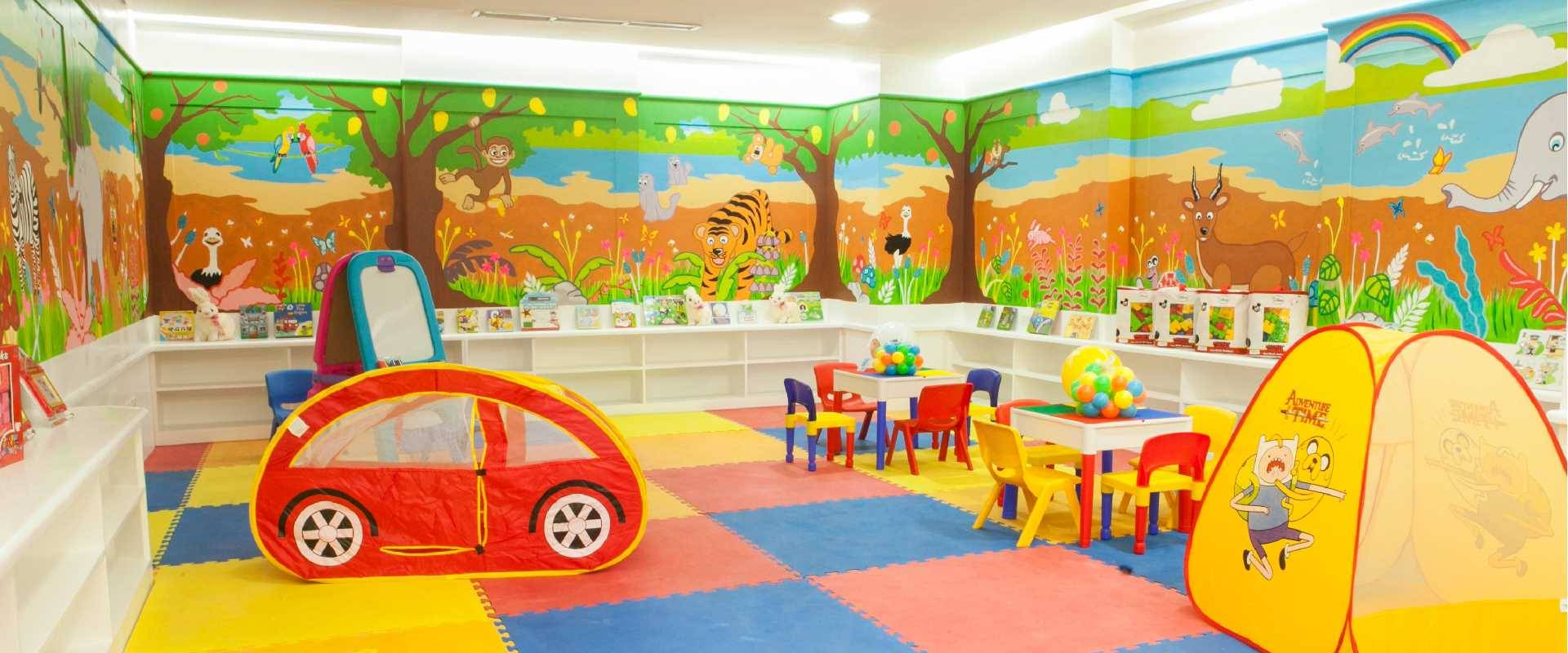 piccolo kids club facilities marco polo plaza cebu. Black Bedroom Furniture Sets. Home Design Ideas