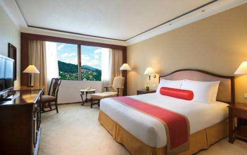 Grand Deluxe Mountain View Room