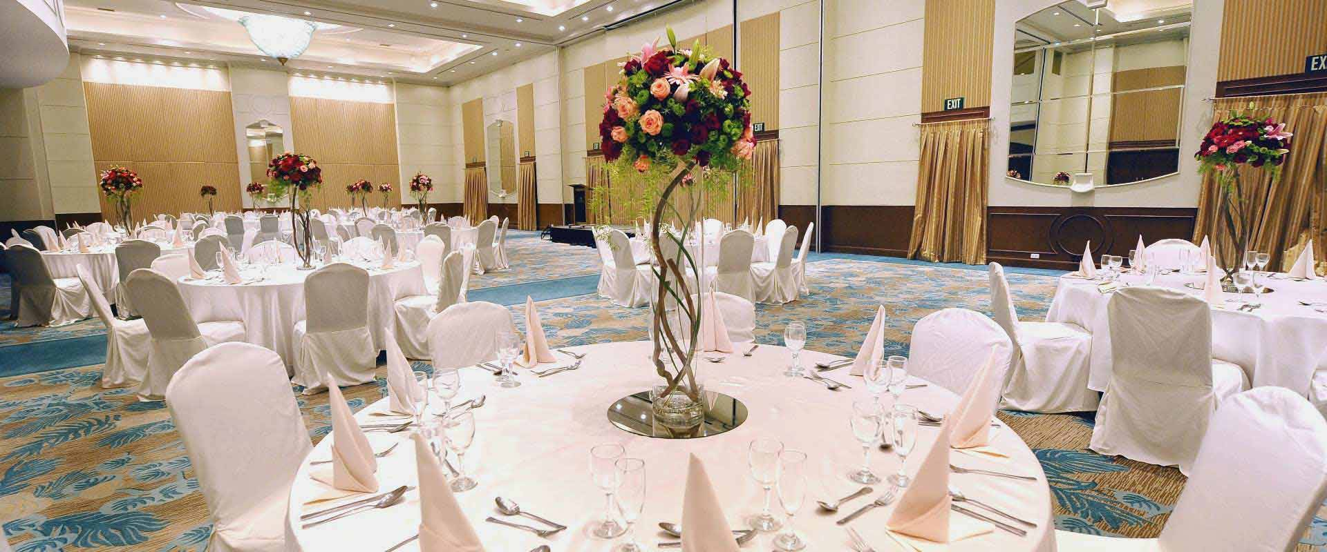 Palm Plaza Hotel Function Room