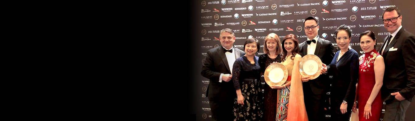 Wharf Hotels Wins Two Accolades at the BMW Hotelier Awards 2017