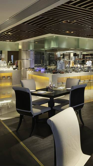Carte Chine Foshan.Restaurants Bars Marco Polo Lingnan Tiandi Foshan