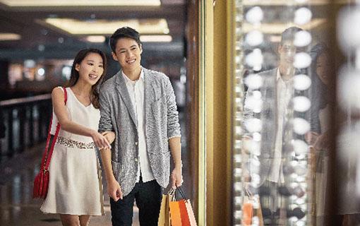 飨乐 • 购物 • 悠闲之选