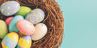 Egg-static Easter Celebration