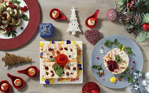 Extravagant Christmas Dining