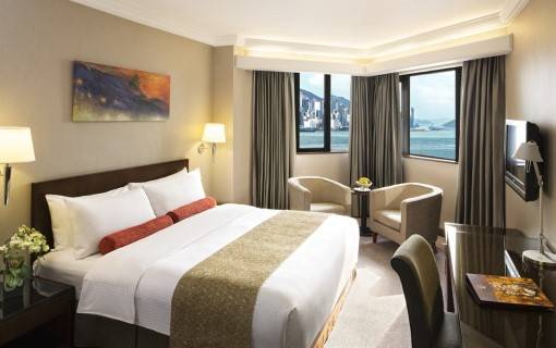 Premier Harbour View Room