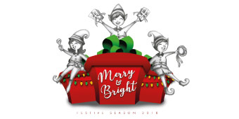 FESTIVE SEASON 2018: <br>MERRY & BRIGHT