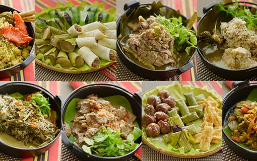 Kadayawan: Flavors of the 11 Tribes