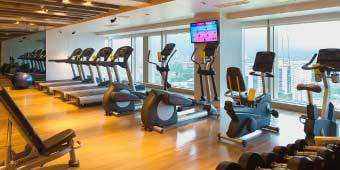 Flow – Fitness Centre