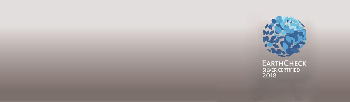 马哥孛罗香港酒店荣获 EarthCheck颁发银徽认证
